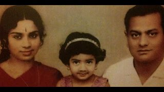 Sridevi in childhood