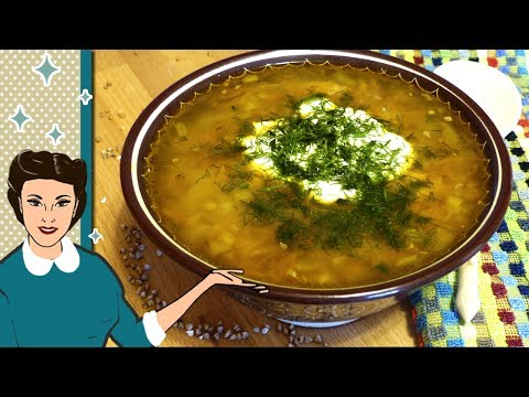 Сытный, нереально вкусный гречневый суп с индейкой. Просто пальчики оближешь.