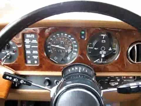 1989 Rolls-Royce Silver Spirit II Test Drive Video