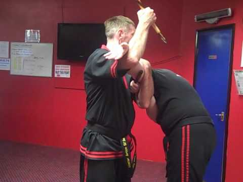 Eskrima Eskrido Locking Techniques from overwrap snake control.wmv Image 1