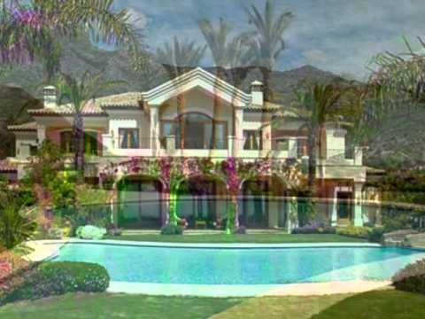 The finest luxury villas Marbella 2011 Spain
