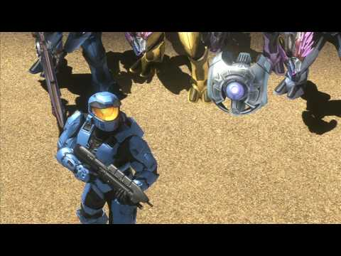 Red Vs. Blue Revelation Trailer video