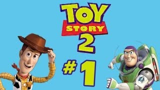 Toy Story 2 | Playthrough - Part 1