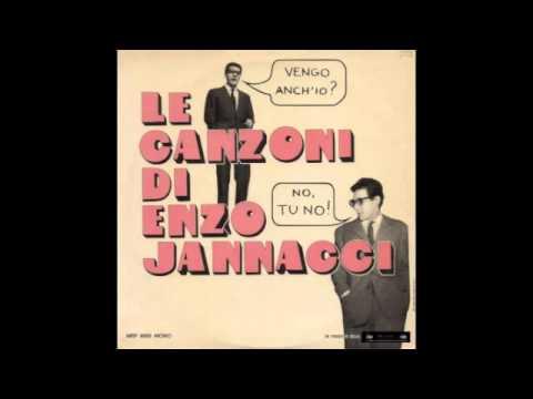 Enzo Jannacci – L'artista