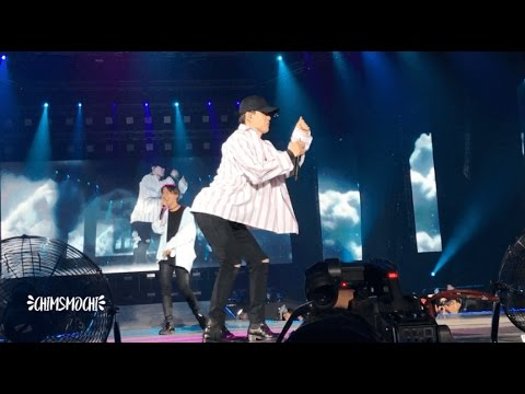 BTS Funny & Sexy Moments + WINGS OUTRO HD (Jakarta Wings Tour 2017) 170429