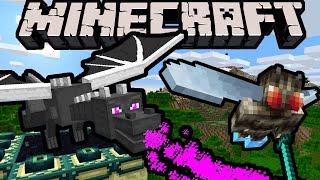 Minecraft 1.9 Pre-Release Snapshot: 1.9 Release Date, Elytra Swim, Dragon Boss Change, Shield Buff