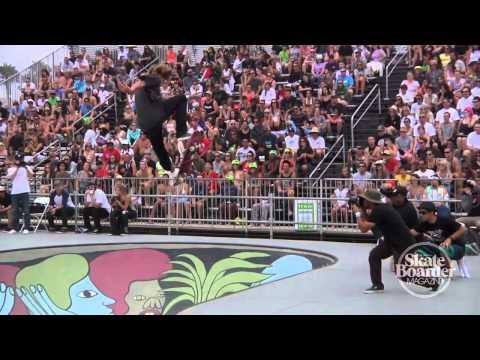 Skateboarder Magazine - Van Doren Invitational Finals