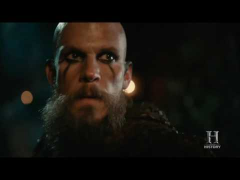 Vikings - Floki Finds Muslim Mosque [Season 4B Official Scene] (4x16) [HD]