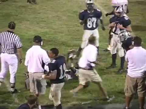 Ypsilanti High School - Braves - Football - Fall 2005 Video