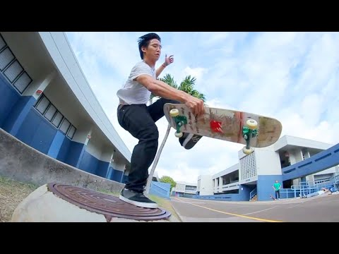 50 EXTREMELY CREATIVE SKATE TRICKS YOU WANT TO SEE!