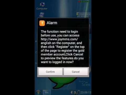 Как из андроид сделать windows 7