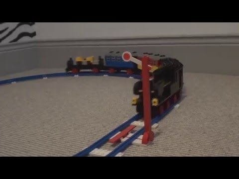Lego Steam Train Set Lego Steam Train Set 182