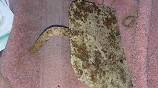 Old Object Found Metal Detecting!