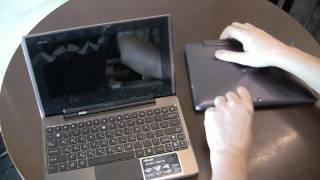 ASUS Transformer Prime Review - TF201 with Docking Station