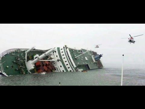 Puluhan Tewas, Ratusan Penumpang Belum Ditemukan, Kapal Feri Tenggelam Di Korea