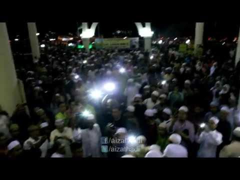 26 Mei 2012 - Ustaz Azhar Idrus di Masjid As-Salam, Puchong Perdana, Selangor