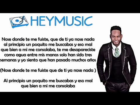 Yiyo Sarante - Tres Semanas (Letras/Lyrics)