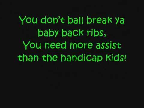 Young Money- Finale (lyrics)