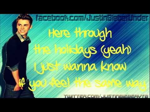 Justin Bieber - All I Want Is You (Lyrics On Screen) HD.mp4