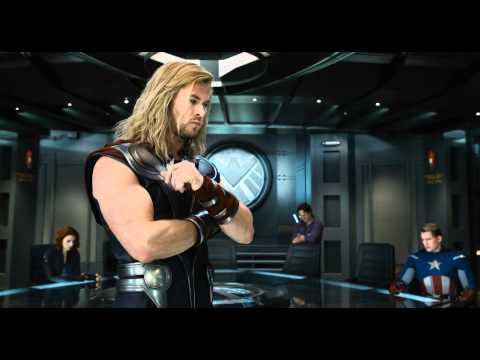 ,,Мстители 2012'' Трейлер HD (Полное  Дублирование)