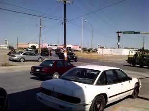 Despues de la balacera en Reynosa 6 de noviembre 2010
