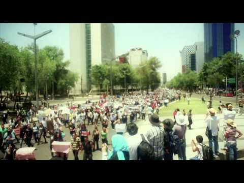 The Mexican Spring has begun, we are #132 (English Subtitles)