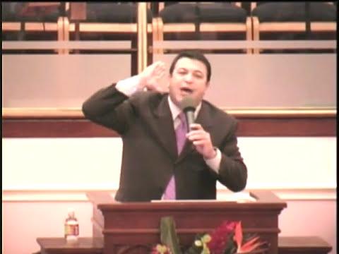 La Ultima Prueba De Abraham . Pastor. Elias LImones   5 Partes Parte uno