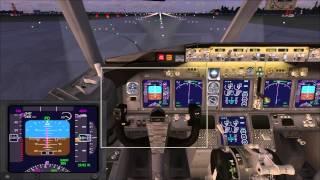 Microsoft Flight Simulator X  взлет