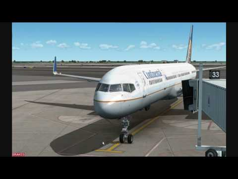 QualityWings Simulations 757: In Action on the Flightline