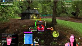 Soloing Baugarch at lvl 11 - #OPBeorning 0.o - LOTRO Beorning
