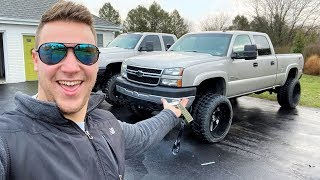 NOBODY WANTED HER... Auction Truck TRANSFORMED into EPIC LBZ DURAMAX FOR UNDER $10,000!!!