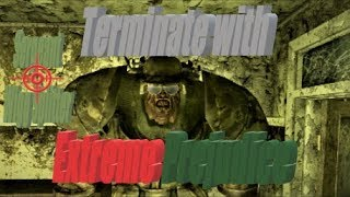 Fallout 3 Mods: Terminate with Extreme Prejudice - Sergeant Wigg Splitter