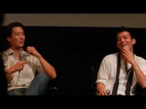 Will Yun Lee & Edison Chen - 2012 New York Asian Film Festival - Meniscus Magazine