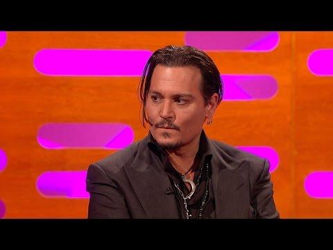 Johnny Depp on visiting hospitals as Jack Sparrow – The Graham Norton Show: Episode 9 – BBC One