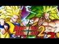 Dragon Ball Z Raging Blast 2 - SSJ3 Goku Vs. SSJ3 Broly (Live Commentary)