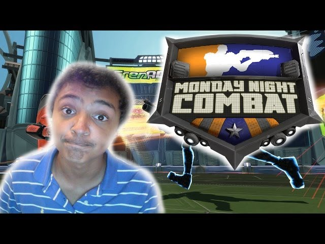 DON'T YOU DARE TOUCH MY $MILLION BALL...IN COINS!!! - Monday Night Combat: Exhibition Blitz