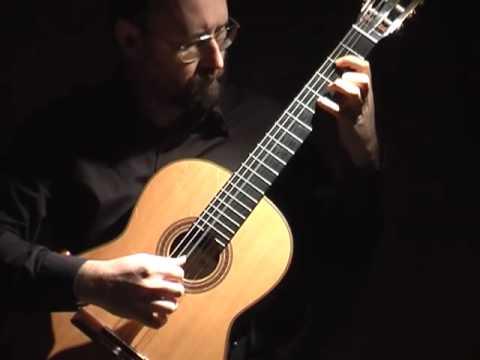 Fernando Sor Study in C Op 6 no 8 (Segovia Sor Study no. 1)