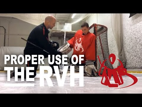 Goalcrease Tutortial on Proper Use of the Post Lean or Reverse VH