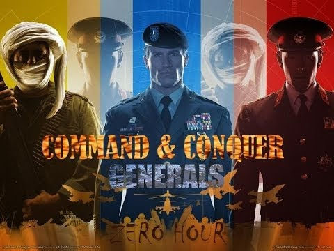 DESCARGAR Command And Conquer: Generals + Zero Hour FULL ISO ESPAÑOL