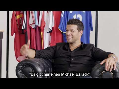 Enterprise Legendäre Reisen - Michael Ballack Interview