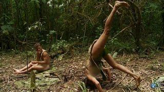 #LeafDiaper   Naked and Afraid