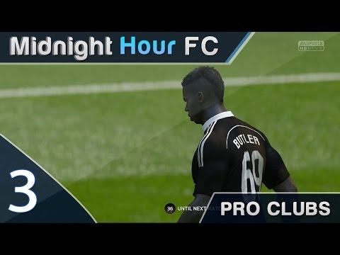 ROY KEANE! FIFA 15: Pro Clubs - Midnight Hour FC #3