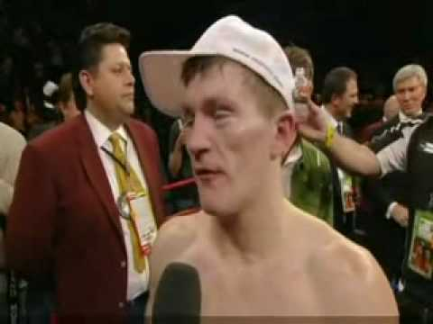 ricky hatton - bisaya interview 2009
