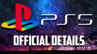 Official PS5 Details Revealed! [ Backwards compatibility, SSD, 8K]