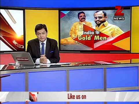 Meet India's 'Gold' men!