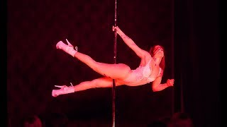 Shiloh Nichole - Capital City Cabaret - Pole Dance