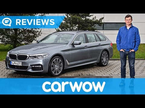 BMW 5 Series Touring 2018 review   Mat Watson Reviews