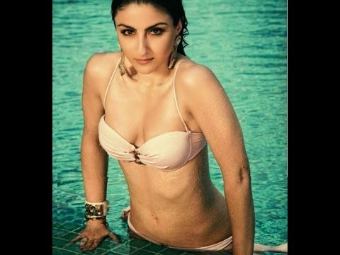 Soha Ali Khan Latest Hot Bikini Photoshoot