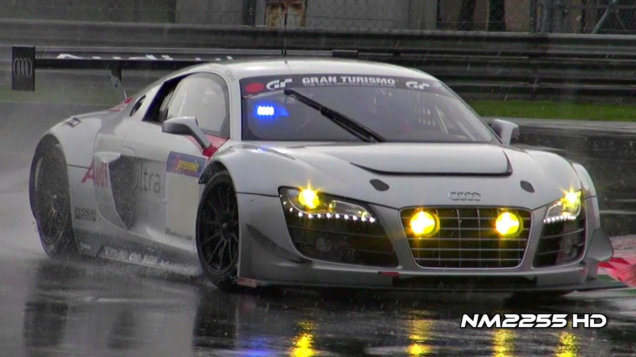 Audi R8 Lms Ultra Pure Sound Youtube