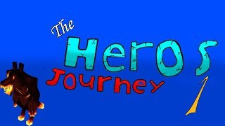 The Heros Journey! (Minecraft mod pack)EP#1 SCIENCE MAGIC AND WEREWOLVES